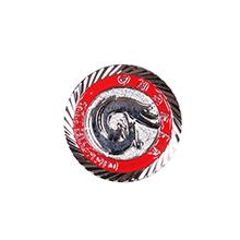 仁合系统银质徽章