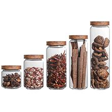 复古储物罐