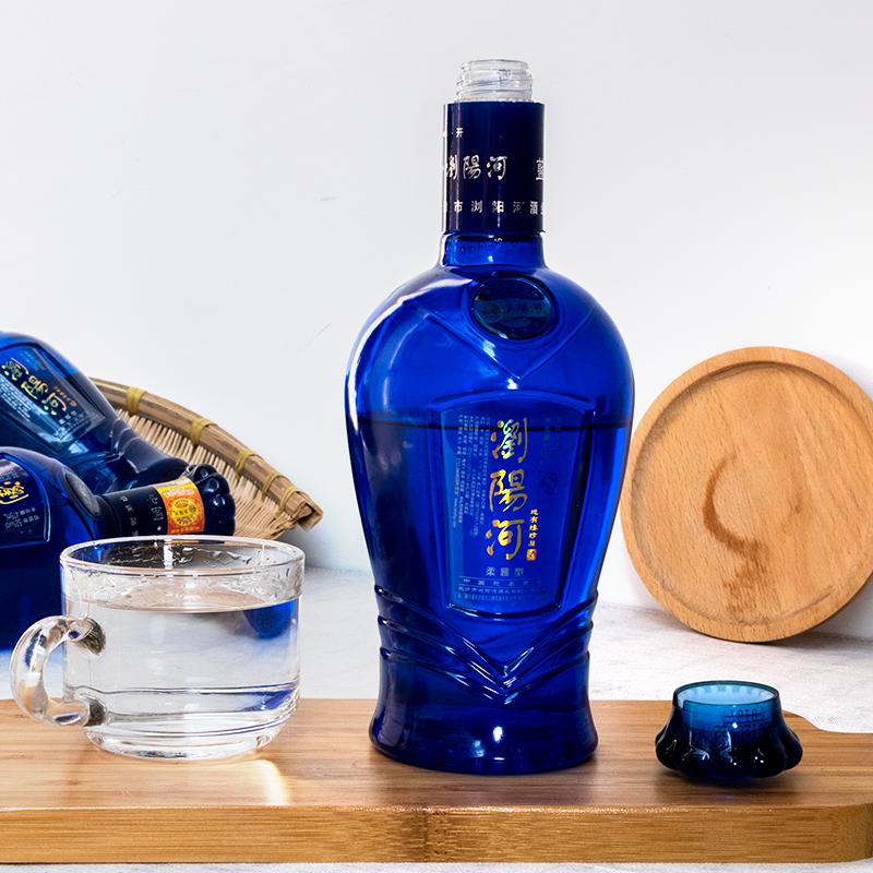 浏阳河 白酒(6瓶起订)