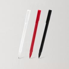 直杆三角中性笔