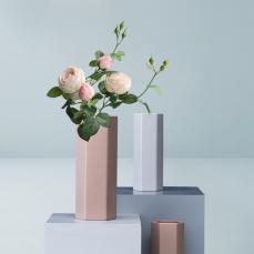 六边形陶瓷花瓶
