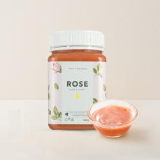 新西兰制造 玫瑰蜂蜜 500克