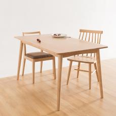 原素·实木餐桌