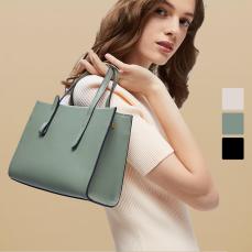 女式极简定型手提包