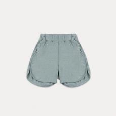 女童竹节棉短裤 4-16岁
