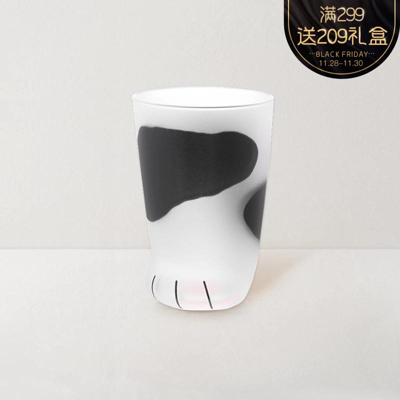 日本制造 猫爪牛奶杯