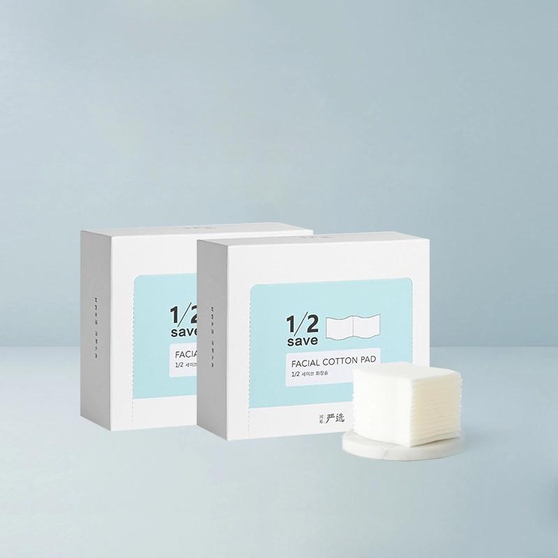 囤货装 韩国制造 1/2型 省水化妆棉