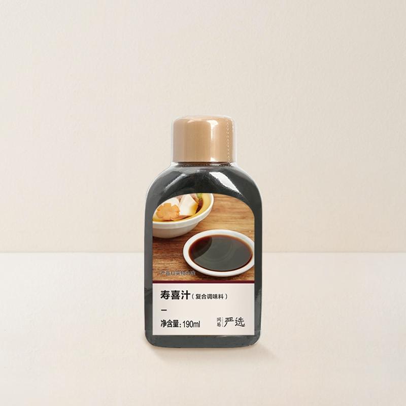 寿喜汁(复合调味料) 190毫升