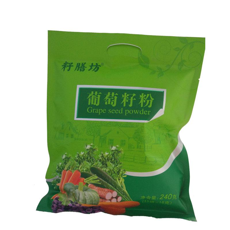 籽膳坊| 葡萄籽粉240g/袋   美容养颜速食粉