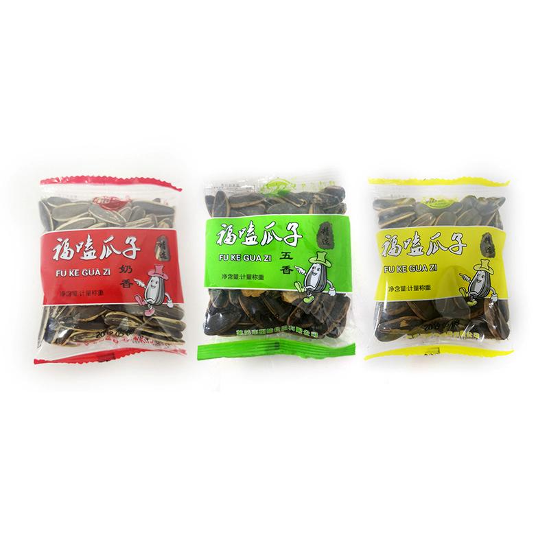 手抓包福磕瓜子30g/袋   散装多味葵花籽  坚果炒货  休闲办公零食