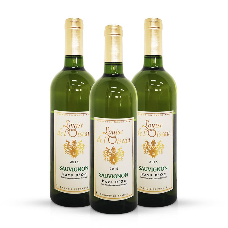 法国进口|卢瓦干白葡萄酒750mL