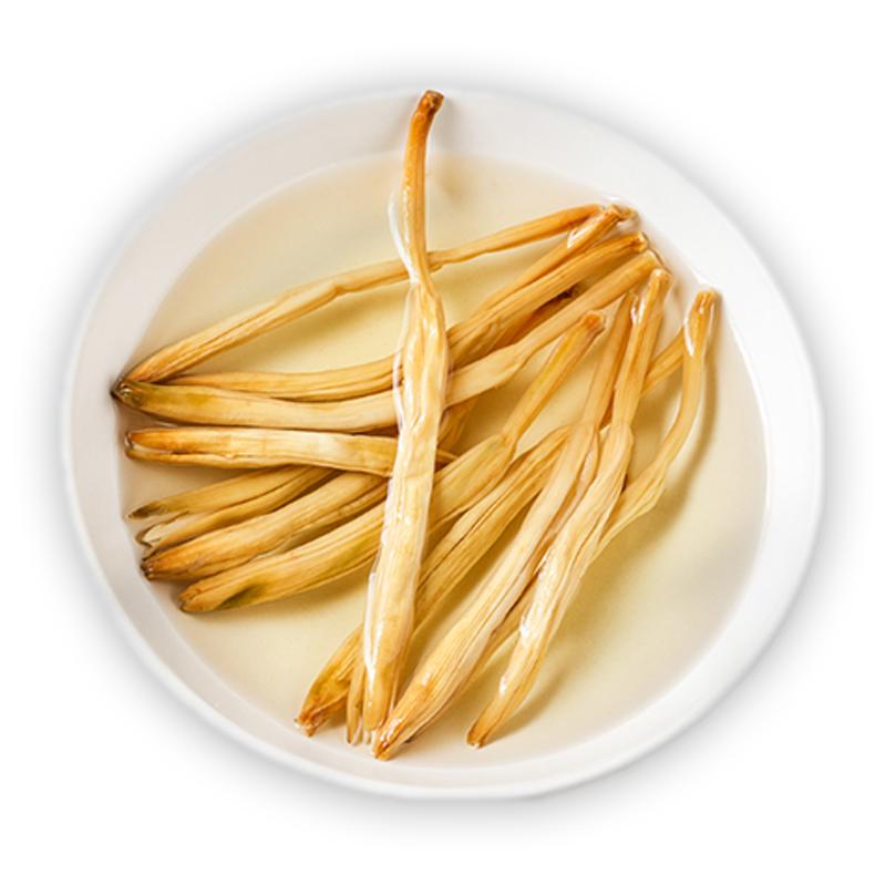 吉林农家自制无硫黄花菜干货250g   农家自产黄花菜  农家金针菜