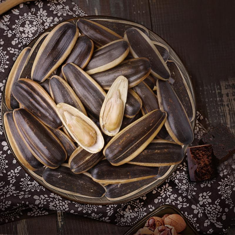 东北瓜子葵花籽 零食坚果炒货 农家自产大颗粒手剥2斤