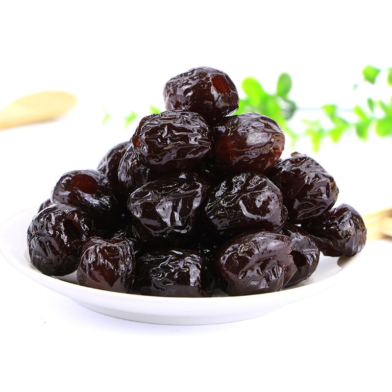 林丰   阿胶玫瑰蜜枣120g/包玫瑰阿胶枣   喜糖蜜饯休闲零食