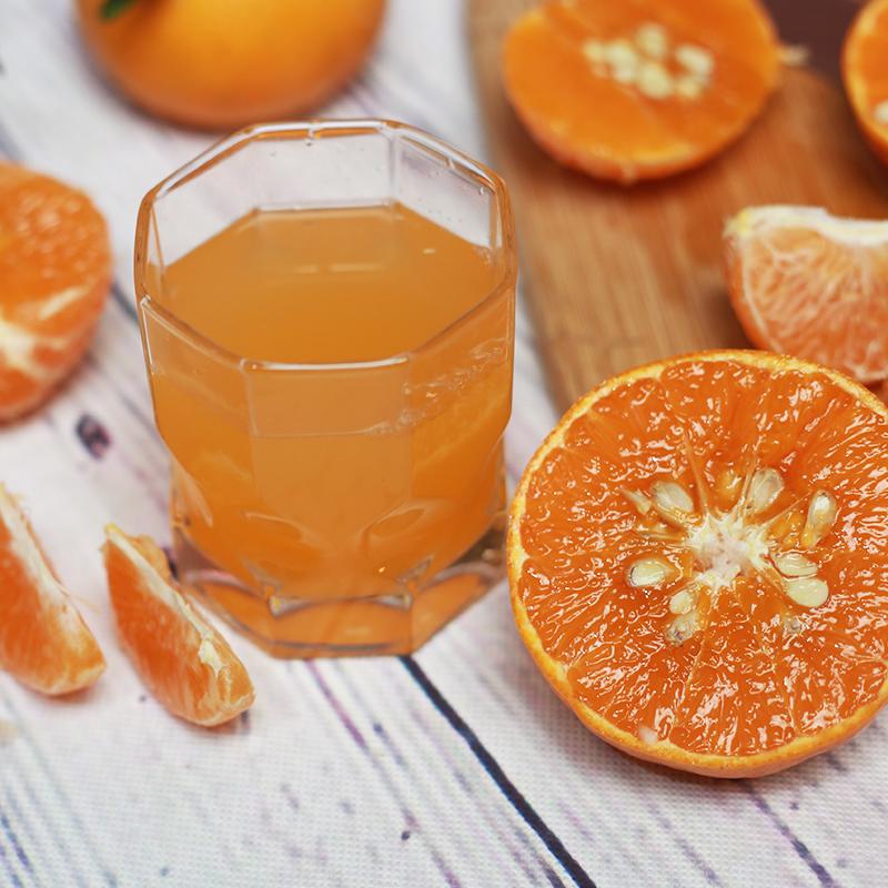 福建省茂沃柑蜜橘子新鲜水果当季热果现摘茂沃柑应季包邮